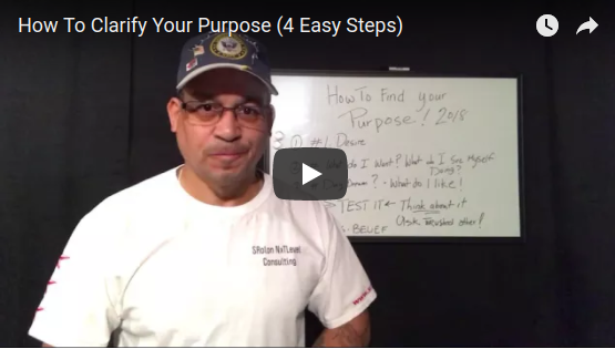 How To Clarify Your Purpose (4 Easy Steps)